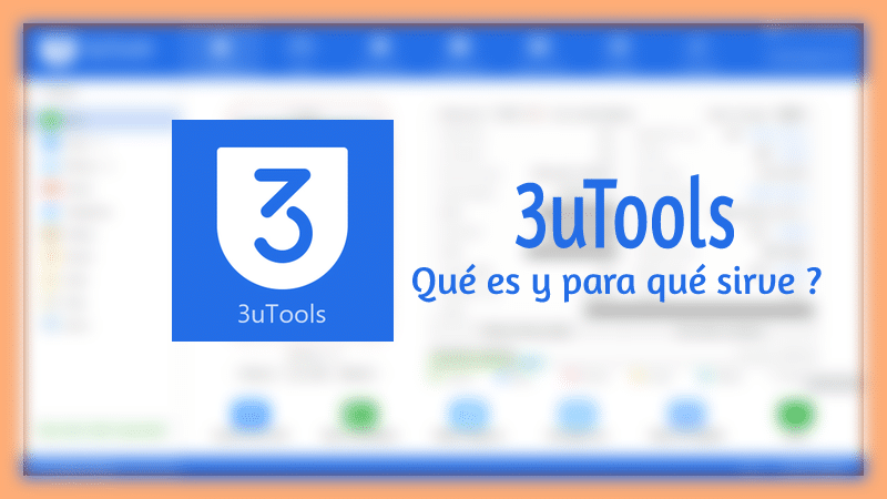 descargar 3utools iphone windows mac