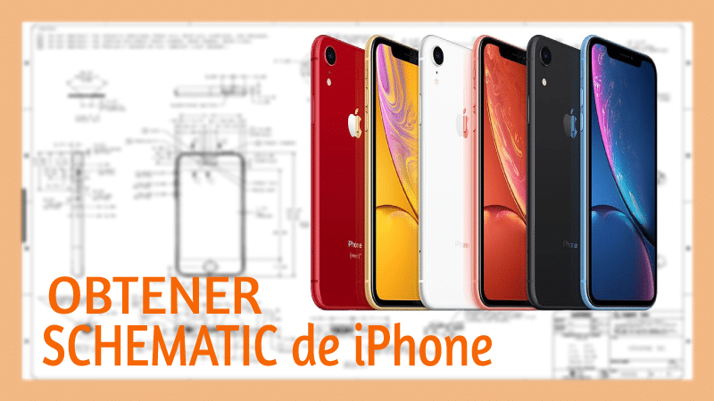descargar schematic iphone 5 iphon 6s iphone sx max 7 8 plus