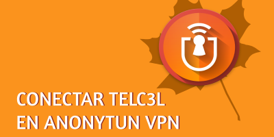 conectar telcel anonytun internet gratis