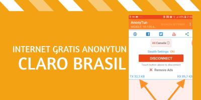 anonytun claro internet gratis en brasil