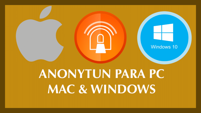 anonytun pc windows mac