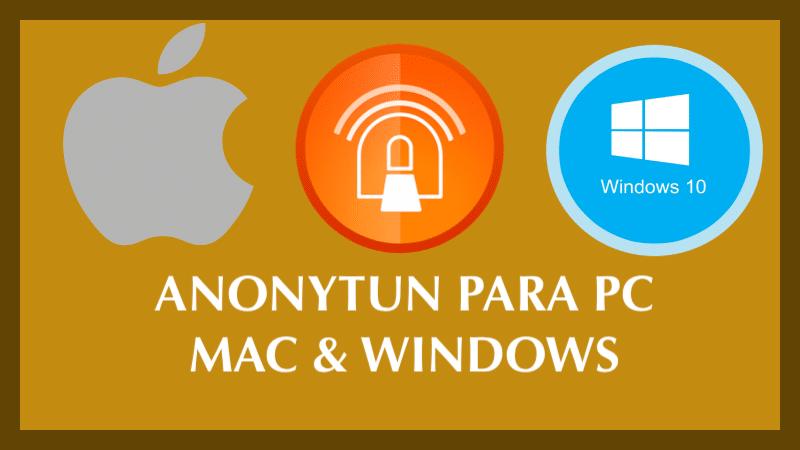 anonytun pc windows mac