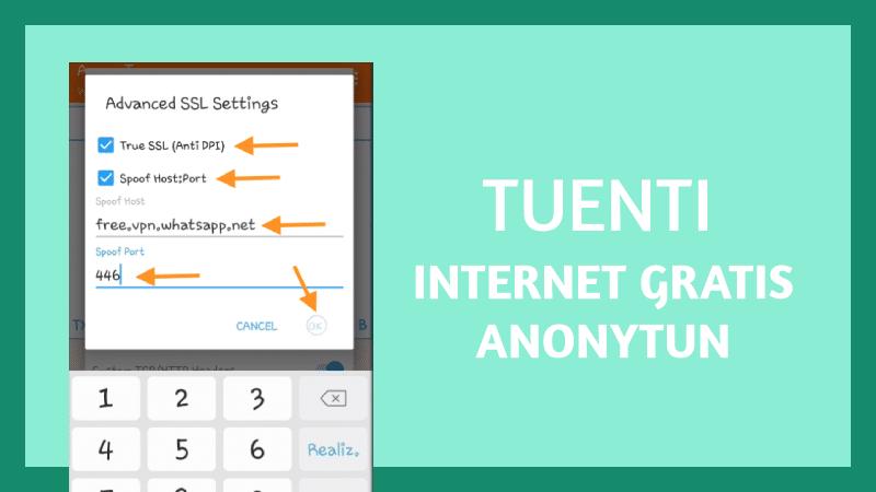 anonytun tuenti internet gratis argentina peru ecuador
