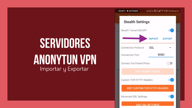descargar servidores anonytun vpn server